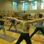 "Ashtanga Yoga  for all ""Charity  Yoga class"""