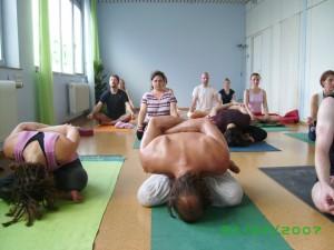 Ashtanga Vinyasa Yoga Einführungsworkshop @ Ashtanga Yoga Stuttgart