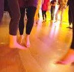 Tanzen Tanzen Tanzen … -Freies Tanzen, Barfuß und Rauchfrei