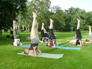 """""""Open Air"""" Ashtanga Yoga Led Class"""